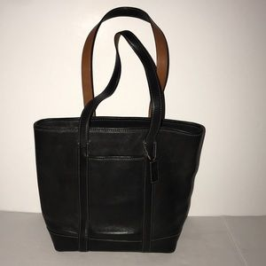 Coach Galley Shoulder Tote